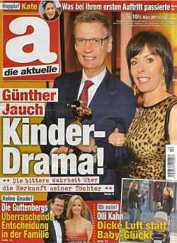 Günther Jauch Kinder