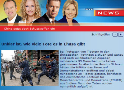 RTL-Hompage