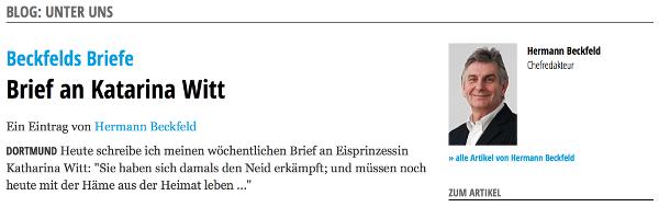 scrrenshot ruhrnachrichten.de 14.7.2015