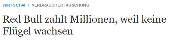 Überschrift welt.de
