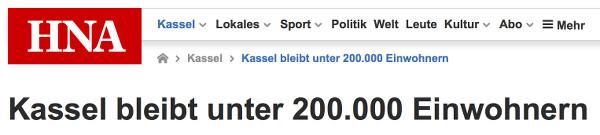 Screenshot HNA.de