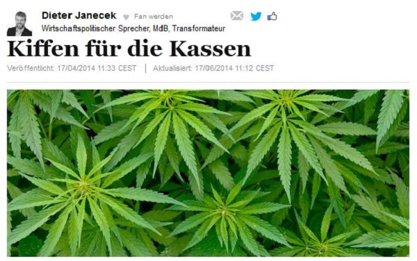 """Huffington Post"" 17.4.2014"